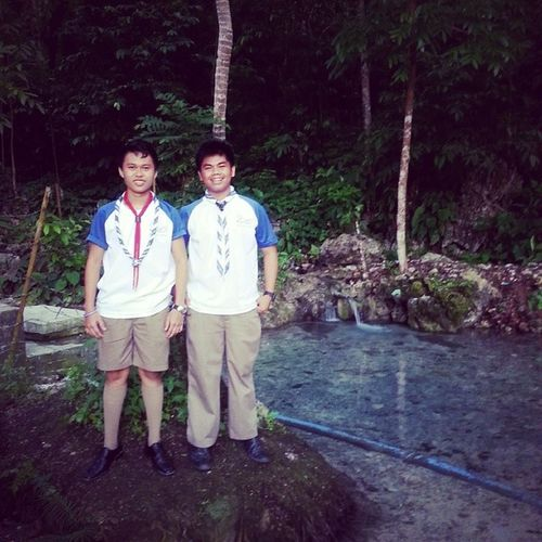 MOPbohol coordinators Scout Scouting Camping ground park last as seniorScout AandB