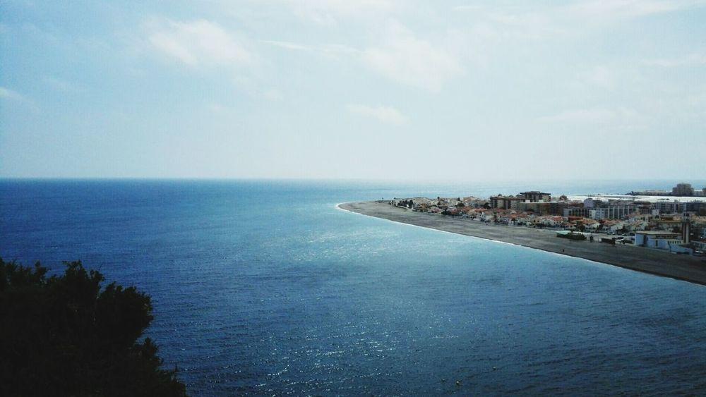 Calahonda Beach Playa Tesoro Eterno Origen