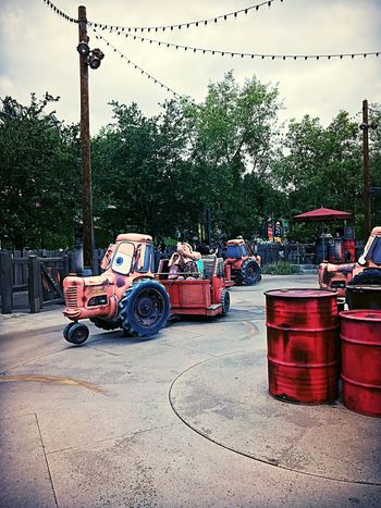 Mater Disneyland Anaheim California Kids First Eyeem Photo EyeEm Best Shots Eye4photography  Cars Lightning Mcqueen Radiator Springs