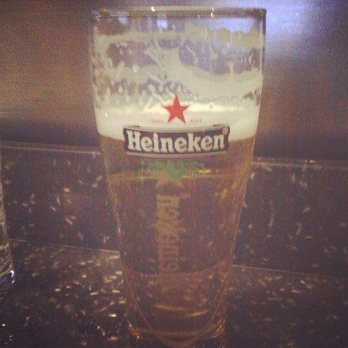 Pinte Heinkenexp érience Heinken Love beer new peace alcool museum