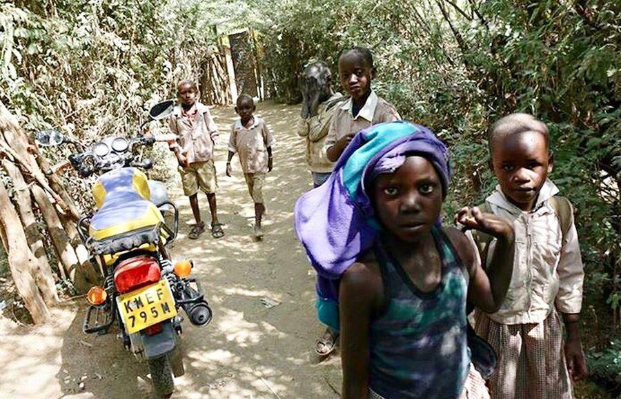 Kenya Adult People Headwear Men Outdoors Young Adult EyeEmNewHere