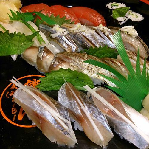 Japanese Food Japanese Sushi Sushi Husband Is Sushi Chef Happy Time