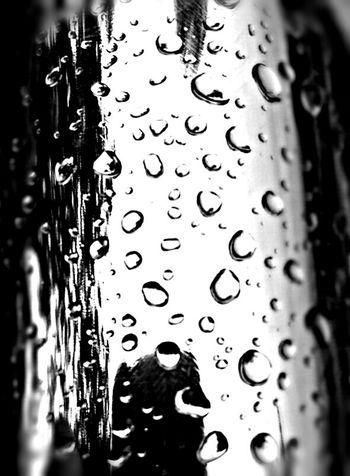 Eyeem MonochromeBlack And White Eyeem Philippines Every Picture Tells A Story EyeEm Best Shots - Black + White Black And White Photography Eeyem Photography Blackandwhite Photography Rain Drops Watet Droplets Philippines mabuhay...