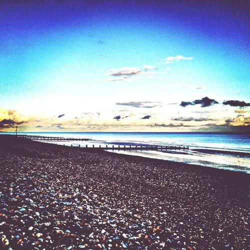pretty Sky and Beach Bringbacksummer !!