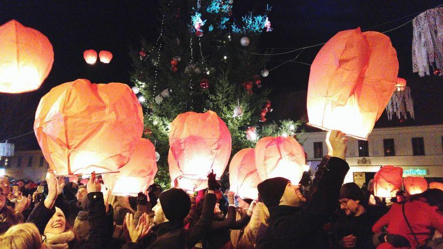 Lampions Lampions Advent New Year Osijek Croatia Lovecroatia LGG4