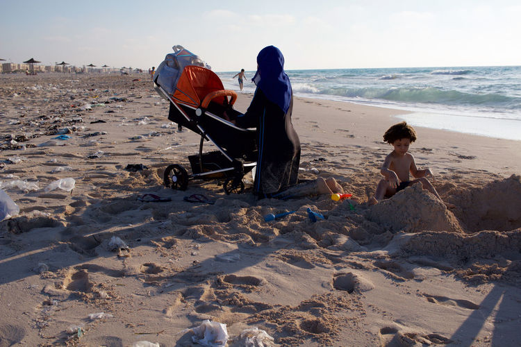Egypt End Plastic Pollution Mediterranean Sea égypte