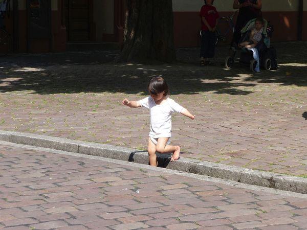GERMANY🇩🇪DEUTSCHERLAND@ 2008 May Kids Playing Baby People