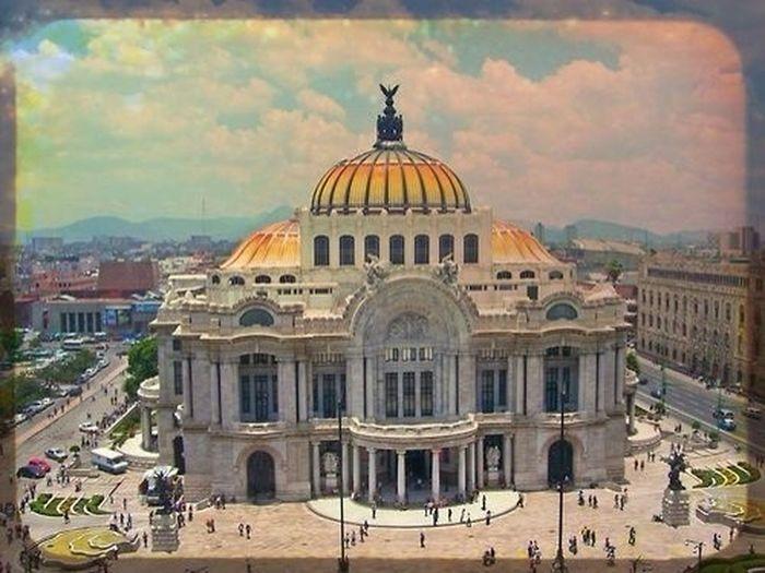 Mexico Bellasartes Art Df