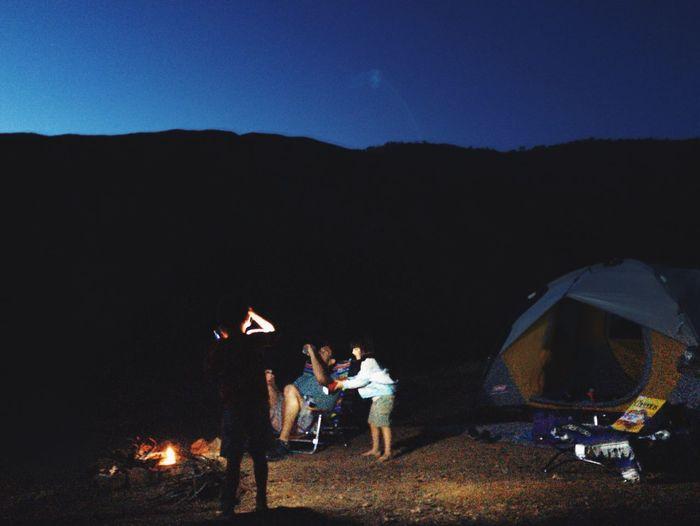 Lantern lights Camping Learn & Shoot: Single Light Source