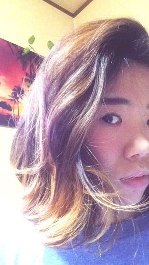 Dyed my hair by myself. Like salty hair Hair Color Salty Hair  Friday Afternoon