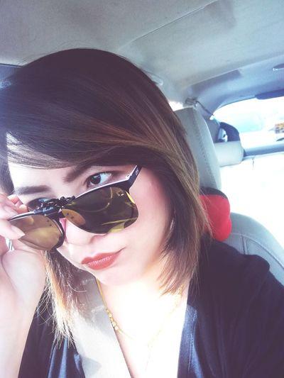 Sunglasses Car