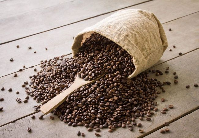 Coffee beans Roasted Coffee Bean Food And Drink Food Sack Freshness Raw Food Coffee Bean Raw Coffee Bean Seed Wood - Material No People Close-up Day