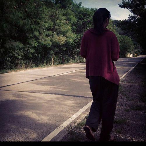 lost girl. That's Me Enjoying Life