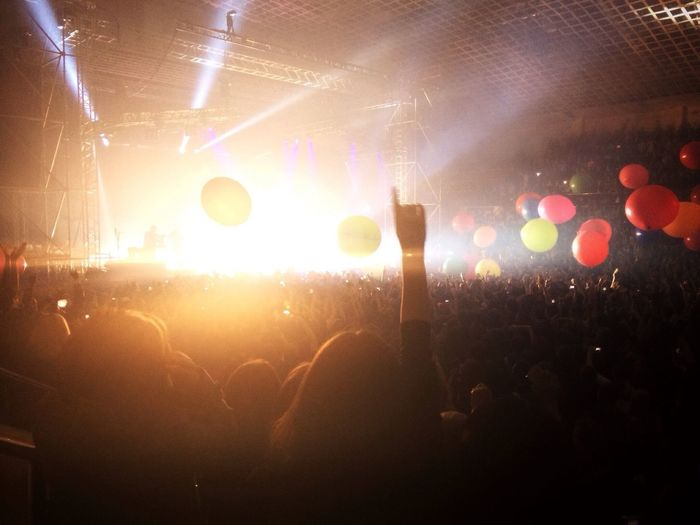30 Seconds To Mars Jared Leto Concert Stopping Time