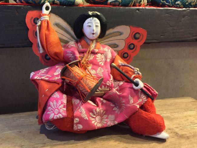 A unique doll with wings.🎎 雛祭り Konosu Toys Japanese Culture Unique Hinamatsuri Vintage Doll Tadaa Community Toy Japan Dolls Antique