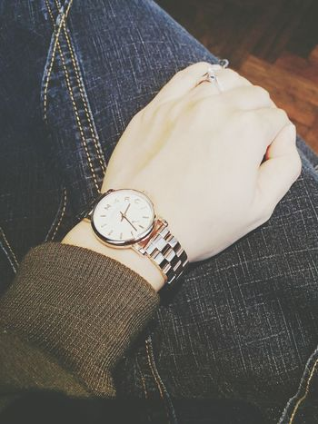 My 1st Marc Jacobs watch. My advance Birthday gift from my beloved Brother. Thank you so much. My favourite rose gold. Marc By Marc Jacobs Rose Gold Watch