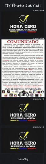 """Gritar con brío por la virtud y honor : """"Gloria Al Bravo Pueblo"""" #venezuelawar #venezuelasomostodos #venezuelasos #venezuelalibre Venezuelaunida Venzuelacambia Woiworld_resto venezuela_sigue_en_la_lucha"""