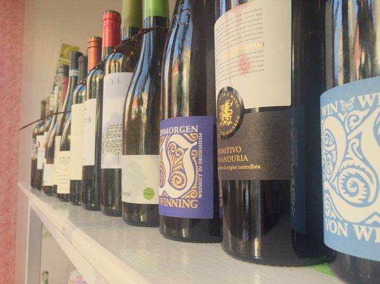 Lots of Wine No People Close-up Wine Moments Riesling Von Winning In A Row More Wine Wine Time Wine Moments