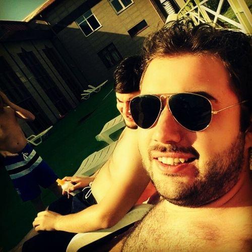 Incek Havuz Pool Sun cousins fun sunglasses