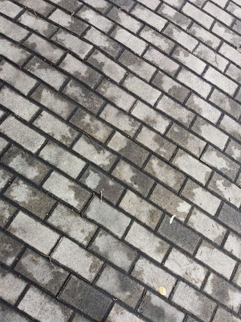 Full Frame Backgrounds Pattern No People Day Textured  Outdoors Close-up Streetphotography Street Smartphonephotography Sophisticated Paving Stone Pavement Pavement Patterns Pavementporn Paved Path Pathway Patterns & Textures Pattern, Texture, Shape And Form Pathswewalk Pattern Pieces Brick Walkway Architecture