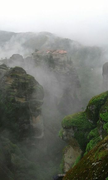 Meteora Greece Kalampáka Beautiful Nature Beautifullandscape Beaytifulview Natural Beauty Beauty In Nature Beautiful Day Perfect Moment Relaxing Bestoftheday Nature Rock First Eyeem Photo Perfectmatch Taking Photos Sky Helloworld Enjoying Life Check This Out Picoftheday Hi!♥ Simplicity Taking Pictures