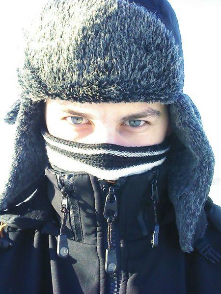 That's Me Me Guy Polishboy  EyeEm Poland Poland Winter Eyes Eyebrows Face
