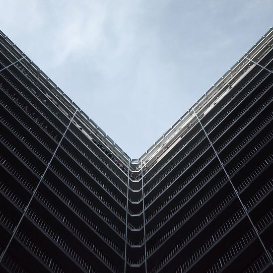 Architecture Built Structure Modern Sky No People City Day Outdoors