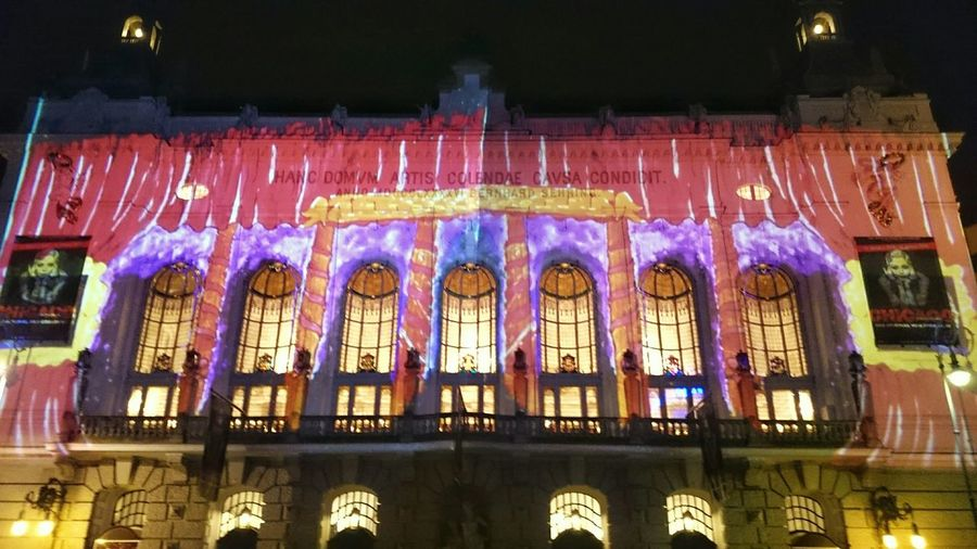 Stage Theater des Westens Smartphone Photography FoL2015 Festival Of Lights Berlin Festival Of Lights 2015