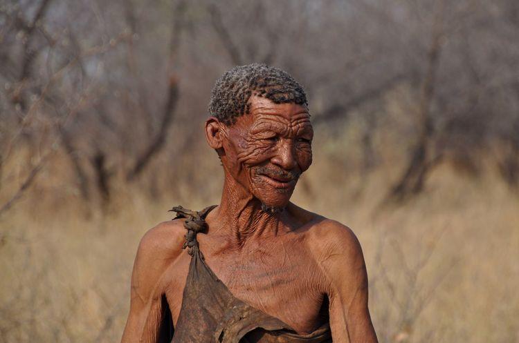 A San-Bushman Close-up Portrait Africa Botswana Bushmen Culture EyeEmNewHere