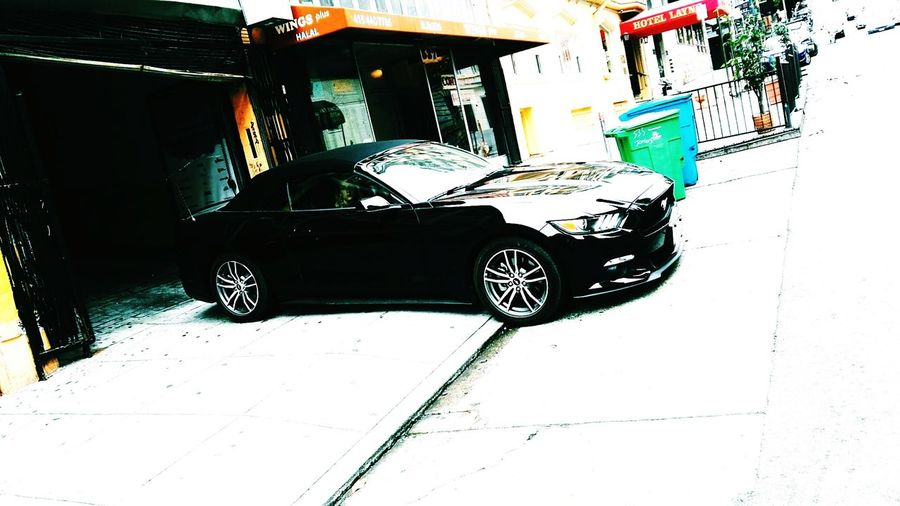EyeEm Selects Ford Mustang Mustang GT Fordmustangs Sanfranscisco SF Love Car Mode Of Transport