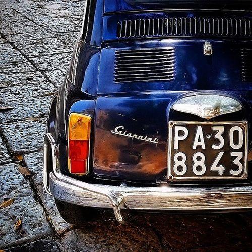 Fiat Giannini 500 Palermo, Sicily, Italy. Came across this in the Piazza Marina, Palermo.. Palermo Palermocity Piazzamarina Italy Italygram Sicilysummer Sicilia Sicily Sicilytourism Sicilytravel Fiatcinquecento Fiat Fiatgiannini Fiat500 Travel Italytravels Italytravel Classic Classiccars @lynenicholas