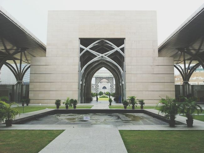 Architecture Mosque Building Malaysia
