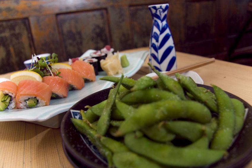 Food Freshness Nomiya Ready-to-eat Served Still Life