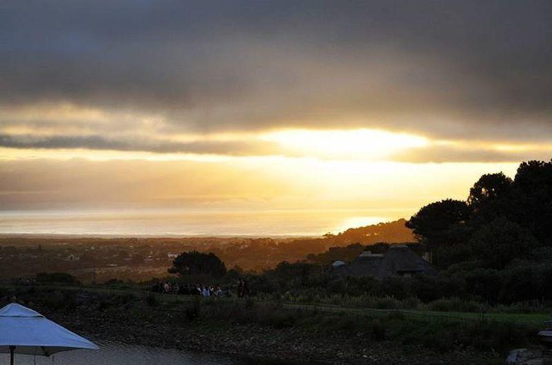 Market Sunset Capetown