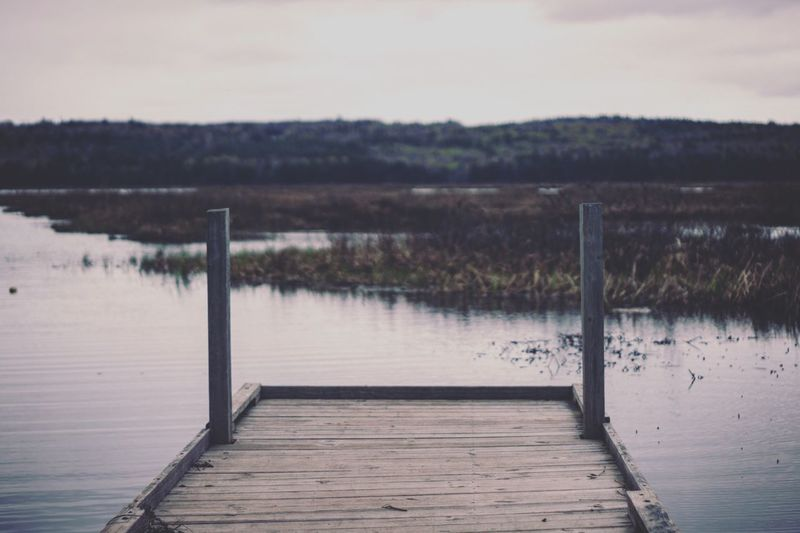 Water Lake Pier Tranquility Tranquil Scene Nature Scenics No People Day Beauty In Nature Outdoors Jetty Sky Tree Maine Simple Photography Relaxing Landscape Forest The Great Outdoors - 2017 EyeEm Awards Reflection Beautiful Nature Getting Inspired The Great Outdoors - 2017 EyeEm Awards