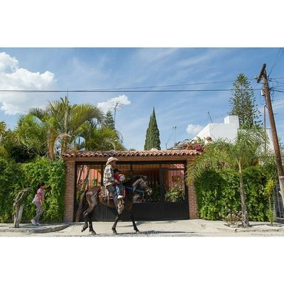 A Family Stroll Eabreumexico Chapala Ajijic Residency photography artist colorful mexico2014 mexico