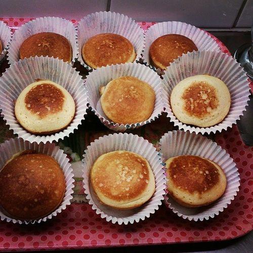 Premiärbakat med Svärmors cupcakemaskin :) Muffins Gott Smidigt Bakat cupcake