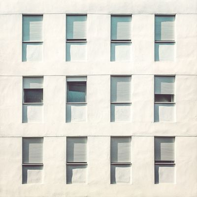 A dozen F | Una docena de F Straightfacade Architecture Abstractarchitecture Windows