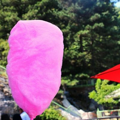 Who doesn't love cotton candy ♥▁♥ ?