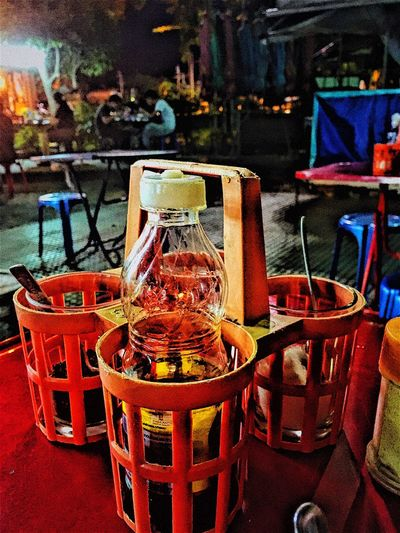 Table Chair Restaurant Basket No People Food And Drink Drink Sidewalk Cafe Indoors  Bar - Drink Establishment Place Setting Day Wineglass Close-up Food Freshness First Eyeem Photo