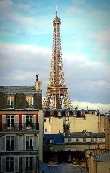 I Love My City La Dame De Fer!
