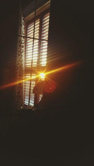 Sun Light Illusion Porcodio