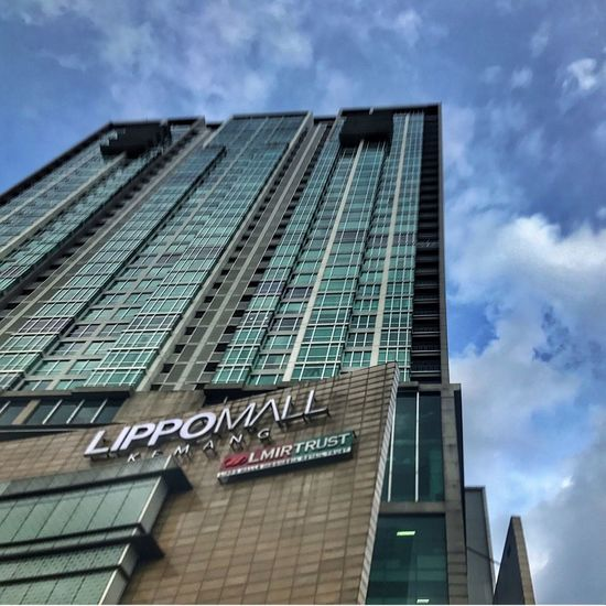 Lippomall Kemang Village, at South Jakarta. Low Angle. The City I Live In By ITag Photography By ITag Photoshot By ITag View By ITag Building By ITag A Place By ITag