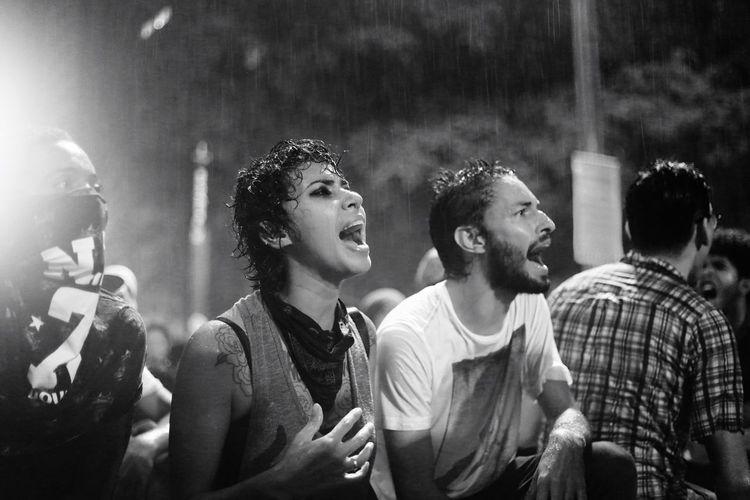 The Photojournalist - 2016 EyeEm Awards Light And Shadow Blancetnoir Streetphotography Saopaulo Sao Paulo - Brazil Brazil