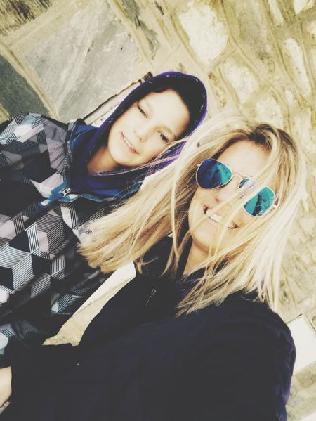 Mom and Son Selfie Wearing Sunglasses Mother And Her Child Happy People Cold Weather Mother And Son Mom And Son Warm Clothing Close-up Friendship Outdoors Blond Hair Togetherness Two People Day Leisure Activity Long Hair Happiness Portrait Casual Clothing Real People Young Women Smiling Young Adult Sunglasses