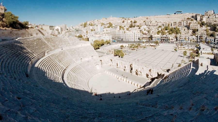 Battle Of The Cities Hello Anman Jordan