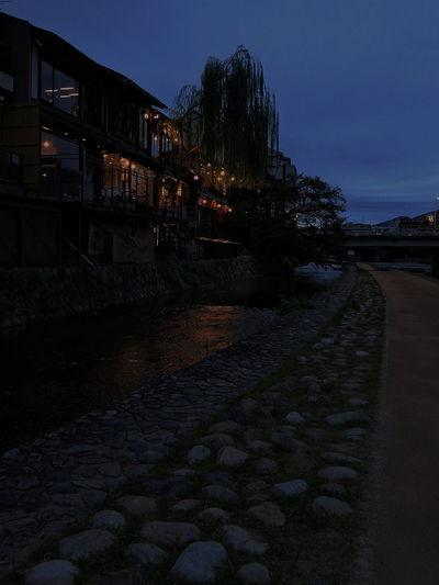 ゆ2017JapanPics VSCO Vscocam ゆ京系列 at 鴨川 Kyoto, Japan