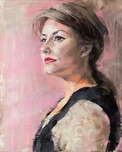 Portrait of Allie Art Drawing Beauty Portrait www.johnmarkese.com
