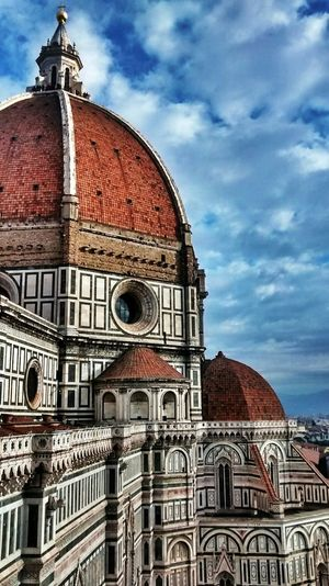 Florence Cathedral Church Sky
