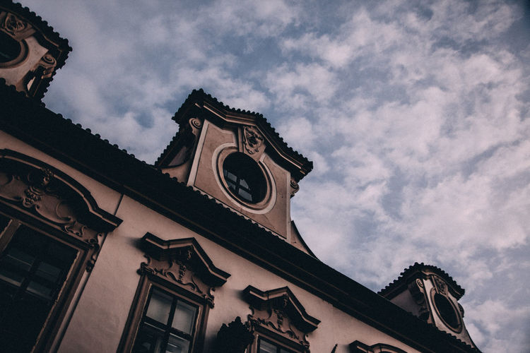 Architecture Atmospheric Mood Building Building Exterior Built Structure Church Clock Clock Tower Cloud Eye4photography  EyeEm Best Shots EyeEmBestPics Historic History Low Angle View Outdoors Photography Place Of Worship Religion Spirituality Streetphotography Showcase: January